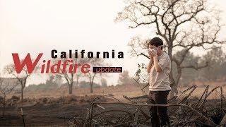 Live: California wildfire update加州山火肆虐,天堂镇成重灾区