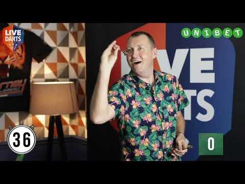 Live Darts 60-second Bullseye Challenge – How many bulls can the pundits hit?