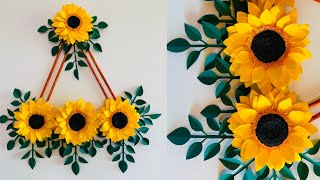 Paper Flower Wall Hanging- Eas…