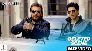 Dilwale | Deleted Scene | Vinod Khanna's Intro | Shah Rukh Khan