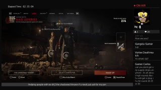 DLC2 WW2 GETTING TREASURE ZOMBIE FOR SUBS