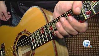 """65 Roses"" guitar auction raises $30,000 to help battle cystic fibrosis"