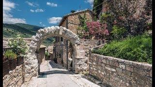 Spello - Uno dei borghi più belli dell'Umbria e d'Italia