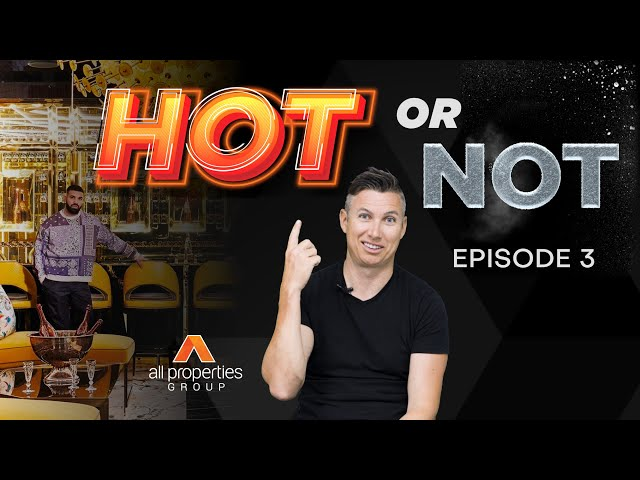 Hot or No EP#3 - Drake's $100 Million Dollar Home - OMG