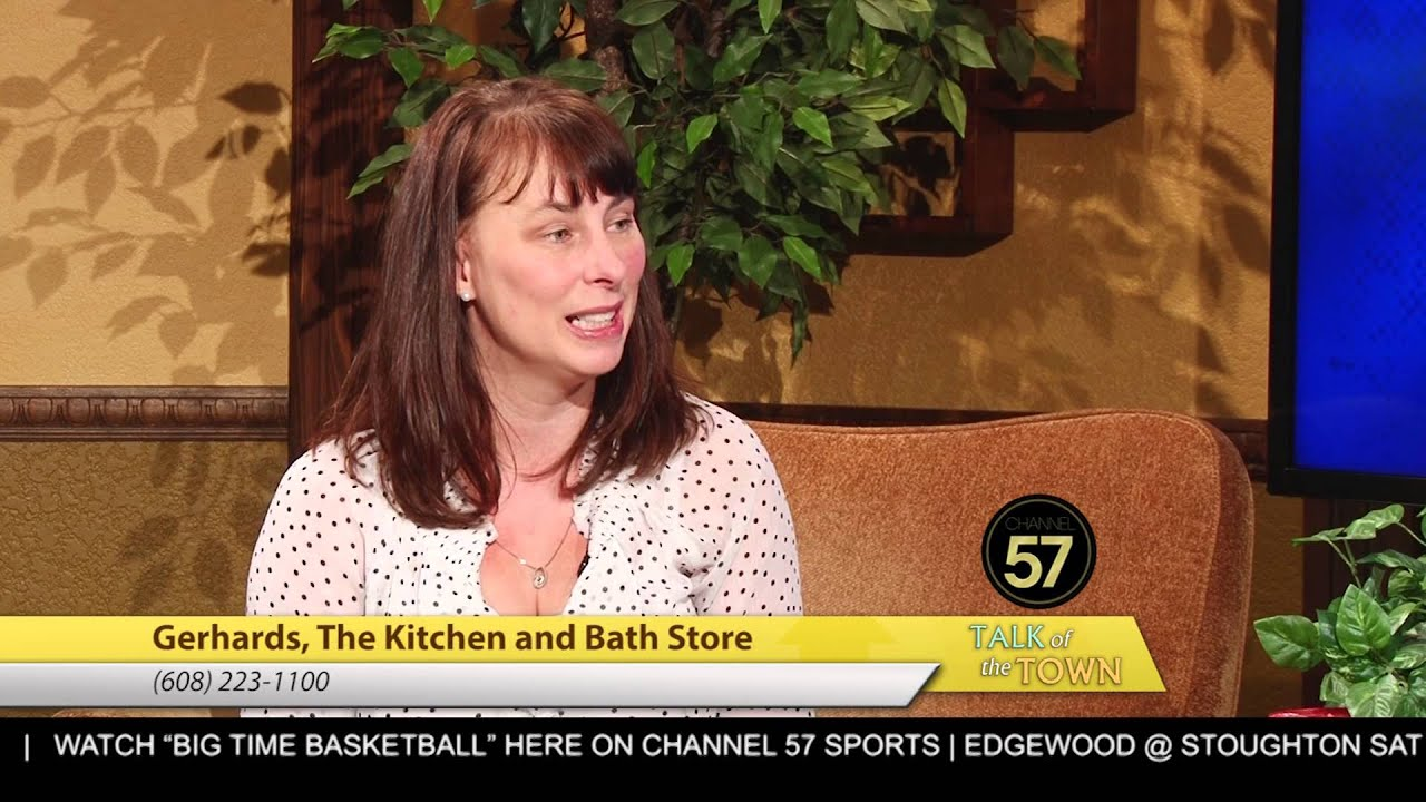 Talk of the Town Connie Holl Gerhards Kitchen Bath Store 3