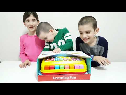 Thumbnail: Simple Songs For Children LEARN COLORS Finger Family JOHNY JOHNY Yes Papa HAPPY BABY Piano Toy