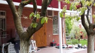 Раздвижные окна и двери. Одесса(, 2016-06-24T07:02:07.000Z)