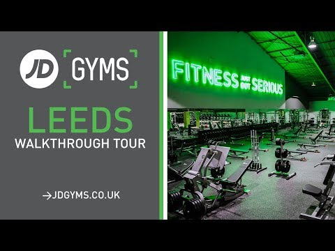 JD Gyms Leeds - Video Walkthrough