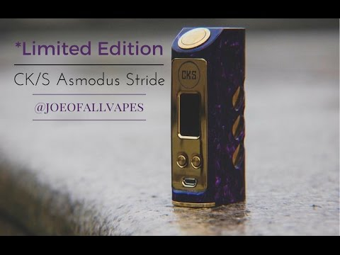 Asmodus Stride VR-80 TC Mod CKS Edition - Purple