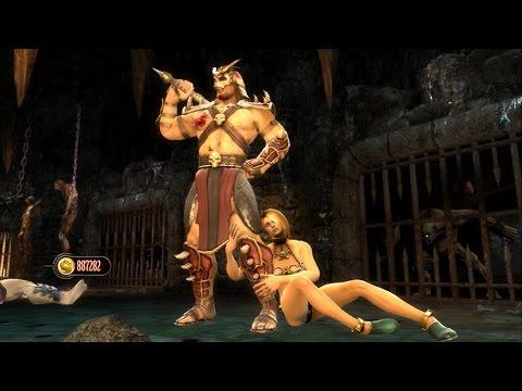 Mortal Kombat 9 - Shao Kahn Expert Ladder