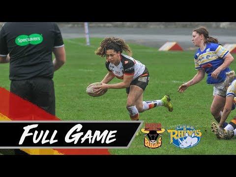 Women - Full Game - Bradford Bulls vs. Leeds Rhinos