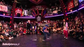 Hip Hop Solo do lat 12 Finał: Nadia vs Jedrek | Rytm Ulicy 2012