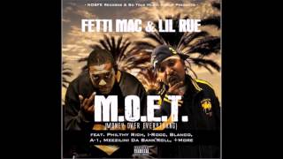 "Fetti Mac Ft. Lil Rue ""Cold World"" Instrumental"