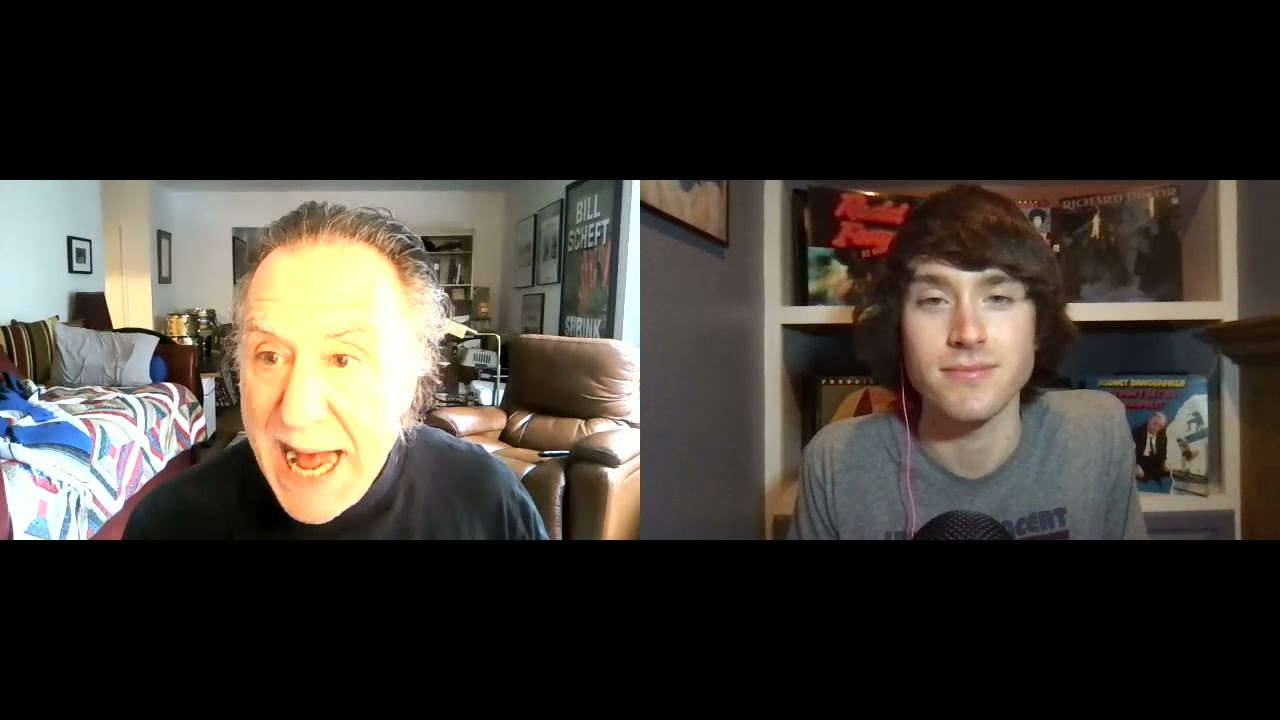 Download Special Edition Interview No. 2 - Bill Scheft