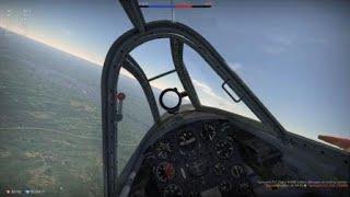 Visual IFF (War Thunder Simulator Gameplay)