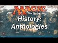 The History of MAGIC THE GATHERING | Anthologies, The 5th Anniversary of Magic