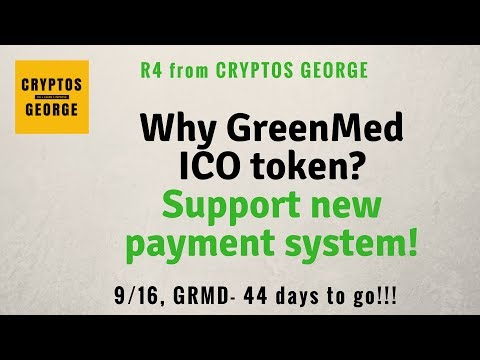 GreenMed ICO Why? (R4)