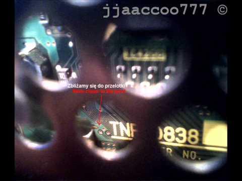 Panasonic firmware hack