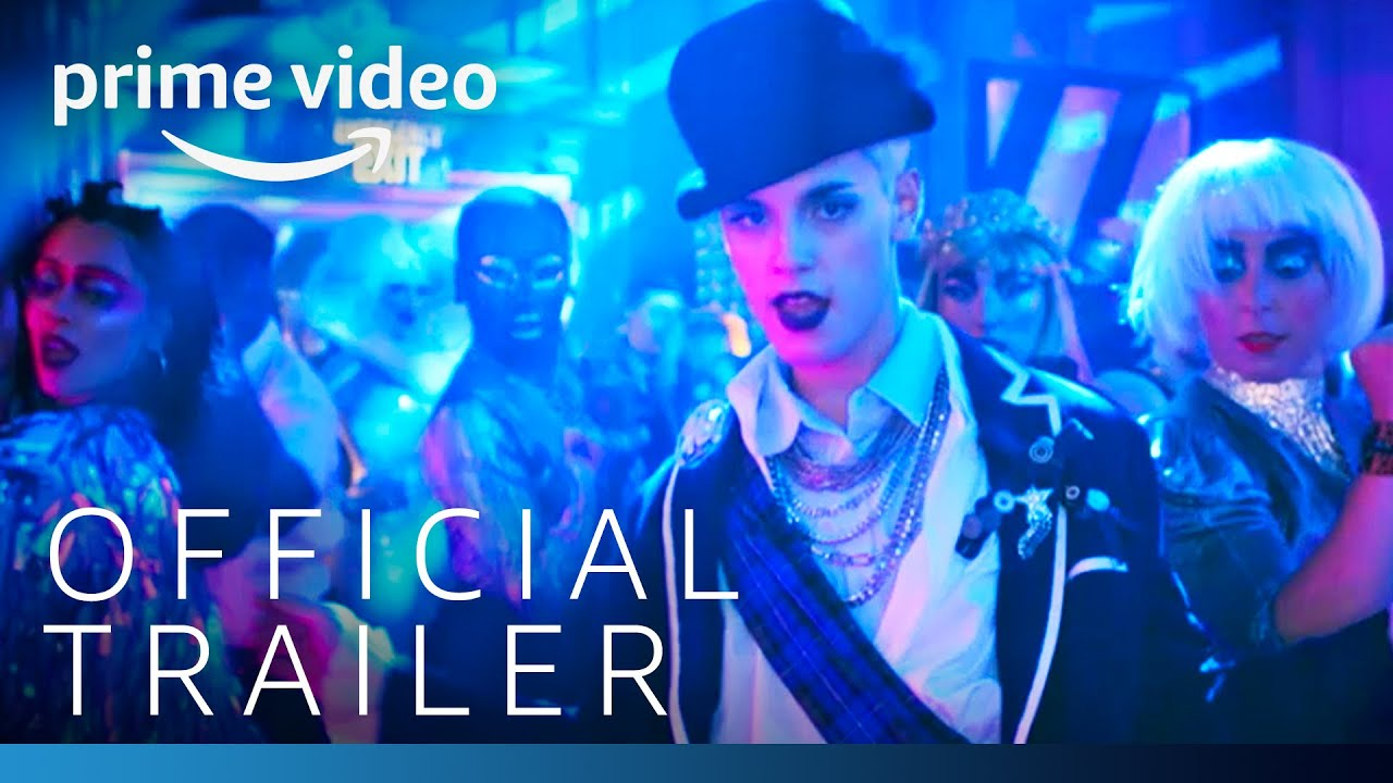 Everybody's Talking About Jamie - Official Trailer | Prime Video