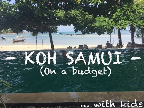 #6. KOH SAMUI - How to live on a budget | THAILAND