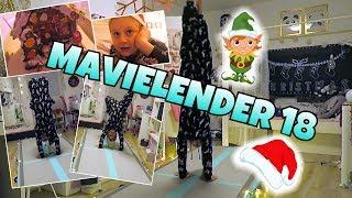 Mavielender 18 Turnen ❄️ Adventskalender Vlogmas | MaVie