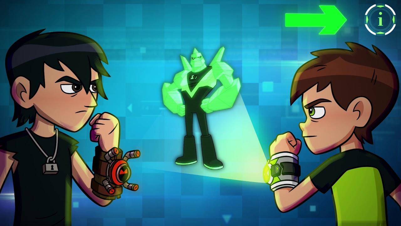 Download Ben 10   Trasformazioni di Ben vs Kevin 11   Vota la tua preferita   Cartoon Network Italia