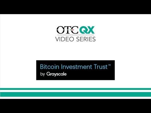 Bitcoin Investment Trust (OTCQX: GBTC)