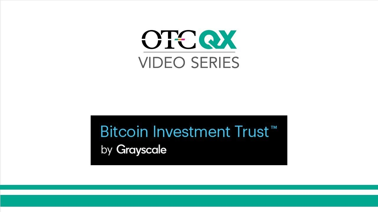 bitcoin investment trust gbtc:otcqx us (common stock) can one bitcoin make you rich