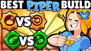 NEW Gadget & BEST Build for PIPER! | Gadget & Star Power Tier List