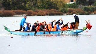 Гребля на драконах Чемпионат России 2016 по гребле на лодках класса Дракон Dragon boat