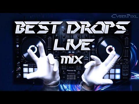 CyberPixl Mix | Best Drops Live DJ Mix (OVER 300 SONGS and 250 ARTIST!)