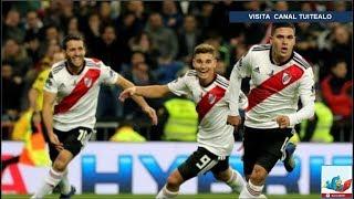 River Plate vence 3-1 a Boca Juniors y se corona en dramática final de Copa Libertadores