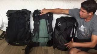 Hyperlite Mountain Gear - Southwest 2400 - Review & Comparison (ULA) thumbnail