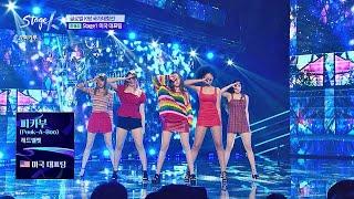 (Red Velvet) ()_ &#39&#39 (Peek-A-Boo) K(STAGE K) 1