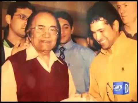 لٹل ماسٹر حنیف محمد نے اپنے اہل خانہ کے ساتھ عید منائی