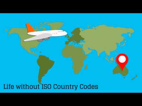Life without ISO Country Codes #speakstandards