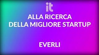 Alla ricerca delle migliori startup: Federico Sargenti (Everli)