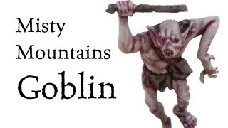 How To Paint Goblin Warriors From The Escape From Goblin Town Set.