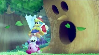Kirby's Return to Dream Land - Level 1: Cookie Country - No Damage 100% Walkthrough