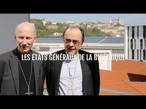 États généraux de la bioéthique - Échanges avec Mgr d'Ornellas et Mgr Barbarin