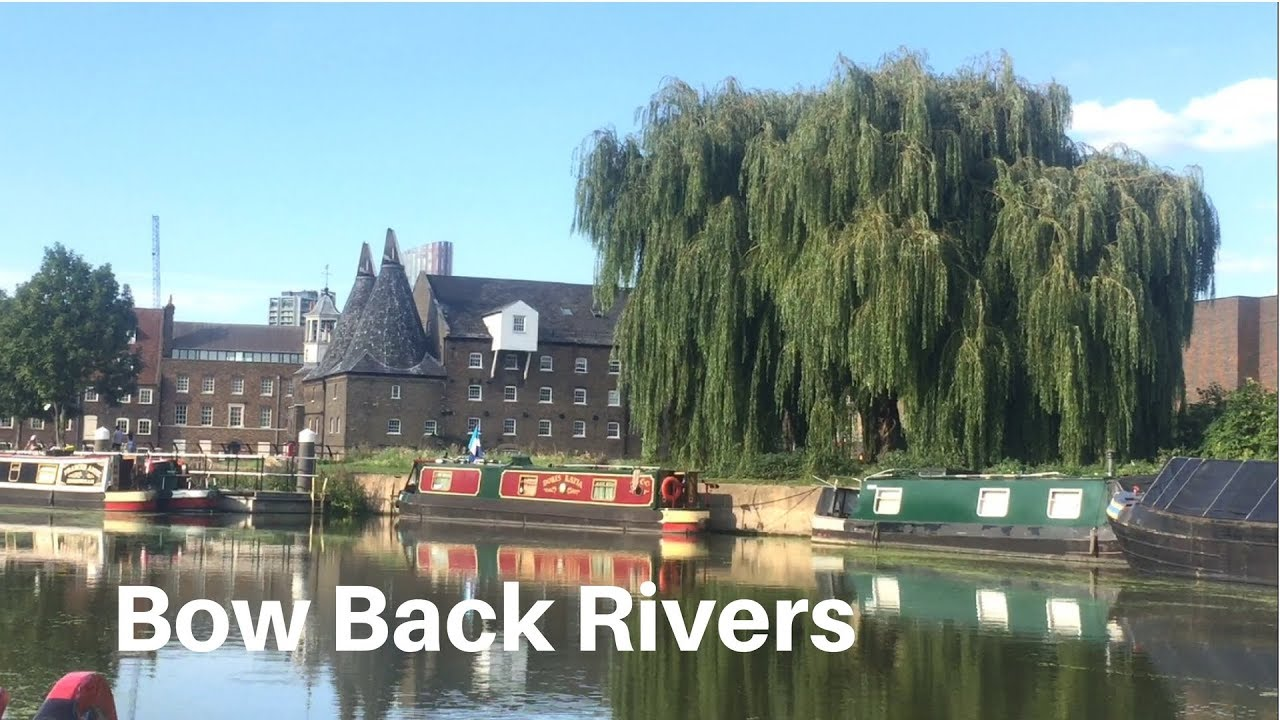 What are The Bow Back Rivers?