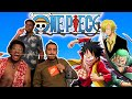 - ONE PIECE Openings 1-22 REACTION   Anime OP Reaction