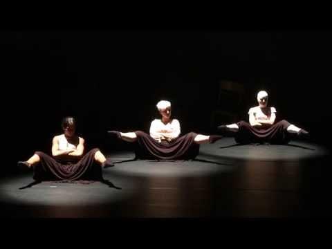 "Sosani Dance Theatre ""NUMB"" trailer"