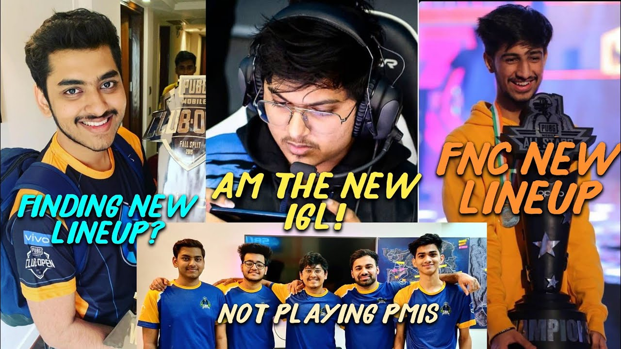 SOUL NEW MEMBER? | FNC NEW LINEUP | AMAN FINDING NEW TEAM? | GAMING NEWS