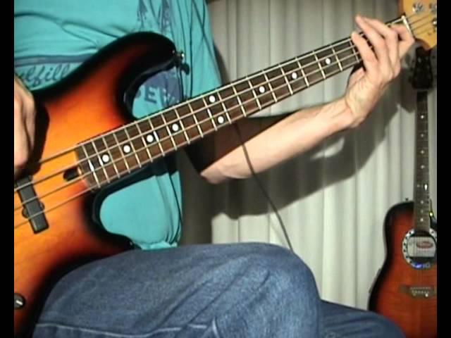 MFSB - TSOP The Sound Of Philadelphia - Bass Cover