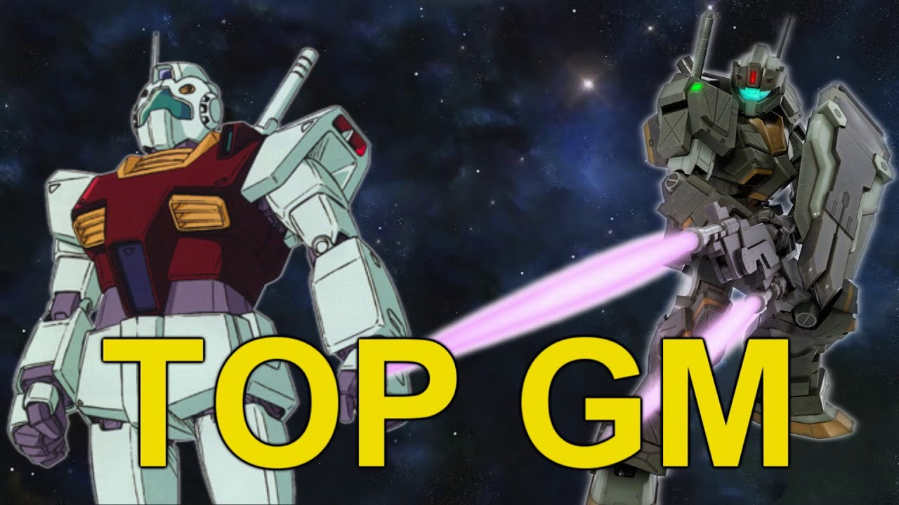 Download Best OYW GM and When They Got Better Than The RX-78-2 Gundam [Question of the Week]
