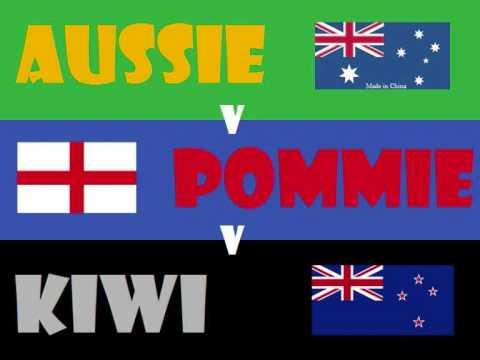 Aussie V Pommie V Kiwi