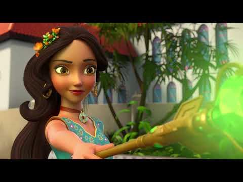 Елена - Принцесса Авалора - 06 - Уроки волшебства: Ограбление |мультфильм Disney