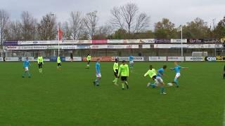 JVOZ JO15-1 - HVV Hercules Den Haag JO15-1, 10-11-2018, 2e helft