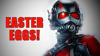 'ANT-MAN' - 18 Easter Eggs, Cameos & References